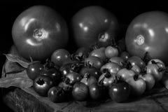 Den italienska legaten i mat Arkivbilder