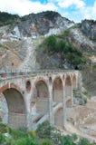 Den italienska minen Arkivbilder
