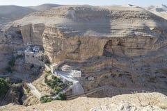 Den Judean öknen Israel Royaltyfri Bild