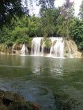 Den Kaeng Krachan naturen parkerar arkivbilder