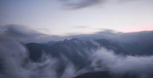 Den Kanhenjunga nationen parkerar Arkivfoton