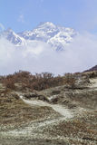 Den Kanhenjunga nationen parkerar Royaltyfri Fotografi
