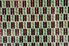 den keramiska garneringen tiles tappningväggen keramiska tegelplattor för bakgrund Fotografering för Bildbyråer