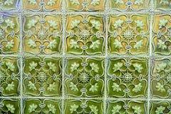 den keramiska garneringen tiles tappningväggen keramiska tegelplattor för bakgrund Royaltyfria Foton