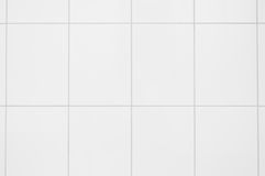Den keramiska väggen belägger med tegel Fotografering för Bildbyråer