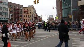 Den 2014 kinesiska berömmen för nytt år i NYC 63 Royaltyfria Bilder