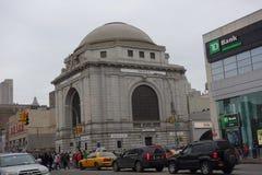 Den 2014 kinesiska berömmen för nytt år i NYC 78 Arkivbilder