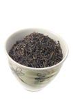den kinesiska koppen låter vara tea Royaltyfria Bilder