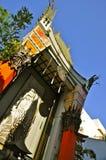 Den kinesiska teatern, Hollywood royaltyfri fotografi