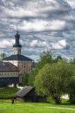 Den Kirillo-Belozersky kloster Royaltyfri Fotografi