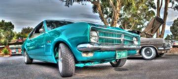 Den klassiska 60-talaustraliern byggde Holden Monaro Royaltyfri Bild
