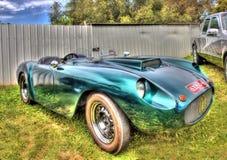 Den klassiska 60-talaustraliern byggde sportbilen för JWF Milano Royaltyfria Foton