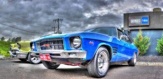 Den klassiska 70-talaustraliern gjorde Holden Monaro Royaltyfria Foton