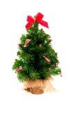 Den konstgjorda julen sörjer treen Royaltyfri Bild