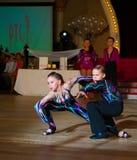 Den konstnärliga dansen tilldelar 2012-2013 Arkivfoto