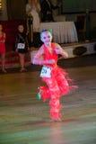 Den konstnärliga dansen tilldelar 2014-2015 Royaltyfria Foton