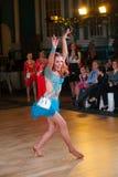 Den konstnärliga dansen tilldelar 2014-2015 Arkivfoton