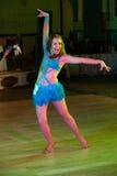 Den konstnärliga dansen tilldelar 2014-2015 Arkivbilder