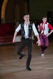 Den konstnärliga dansen tilldelar 2014-2015 Royaltyfri Foto