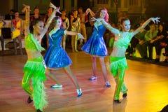 Den konstnärliga dansen tilldelar 2014-2015 Royaltyfria Bilder