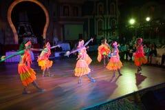 Den konstnärliga dansen tilldelar 2014-2015 Arkivfoto