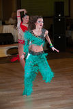 Den konstnärliga dansen tilldelar 2014-2015 Fotografering för Bildbyråer