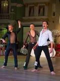 Den konstnärliga dansen tilldelar 2012-2013 Royaltyfria Foton