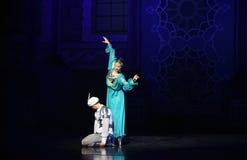 """Den konungens dröm- Nights†för """"One tusen och en för balett för fe en Royaltyfria Foton"""