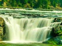 Den Kootenai floden Royaltyfri Fotografi