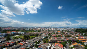 Den Kuala Lumpur dalen Arkivbild