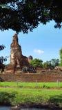 Den kulturella trappan fördärvar arkeologi Arkivbilder