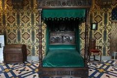 Den kungliga Chateauen de Blois. royaltyfri bild