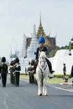 Den kungliga kremeringceremonin av Prince Bejaratana Royaltyfria Foton