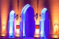 Den kungliga operahuset Muscat, Oman Royaltyfri Foto