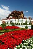Den kungliga paviljongen 3 Arkivbild