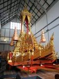 Den kungliga triumfvagnen Arkivbild