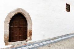 Den kyrkliga Iglesia de Nuestra de laen Asuncion Royaltyfri Fotografi
