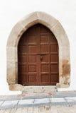 Den kyrkliga Iglesia de Nuestra de laen Asuncion Royaltyfria Bilder