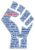 Den Labour dagen 1st kan Arkivbild