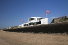 Den Labworth restaurangen, Canvey Island, Essex, England Royaltyfria Foton