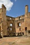 Den Landstejn slotten återstår x Arkivfoto