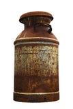 Den lantliga antikviteten mjölkar tillbringaren royaltyfria bilder