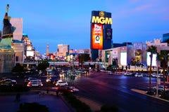 Den Las Vegas remsan 4 fotografering för bildbyråer