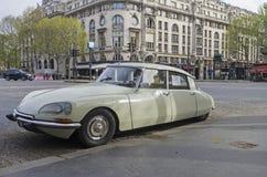 "Den legendariska bilen Citroà ""n DS Royaltyfria Foton"