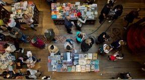 Den Lello bokhandeln Porto Portugal Arkivbild