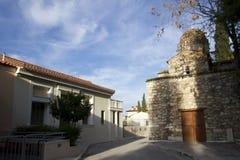 Den lilla kyrkan av arkivfoto