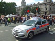 Den London polisen Royaltyfri Fotografi