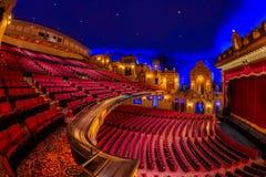 Den Louisville slottteatern Fotografering för Bildbyråer