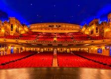 Den Louisville slottteatern Royaltyfri Bild