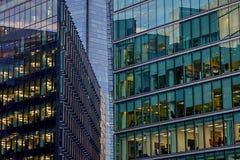 den 306m vinkeln är för london för landmarken för hdr för eu för byggnadskonstruktion willen för skyen den nya scrapper skärvan s Royaltyfria Foton